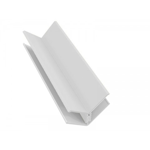 Fortex 2 Part Internal Corner Trim - White 3m