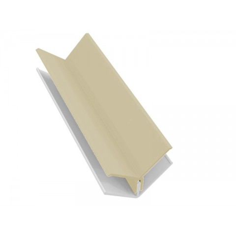 Fortex 2 Part Internal Corner Trim - Capuccino 3m