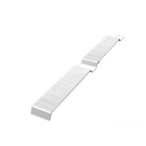 Fortex Shiplap Butt Joint 300mm White