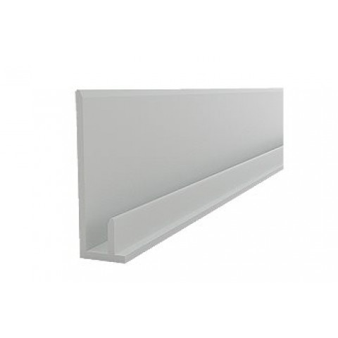 Fortex Cladding Starter Trim White 3M