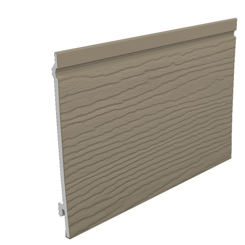 Fortex 170mm Weatherboard Cladding - Argyl Brown 5m