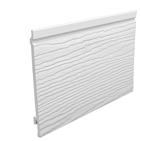 Fortex 170mm Weatherboard Cladding - White 5m