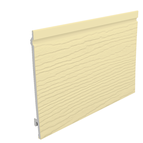 Fortex 170mm Weatherboard Cladding - Sand 5m