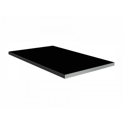 9mm Flat Soffit / General Purpose Board Gloss Black