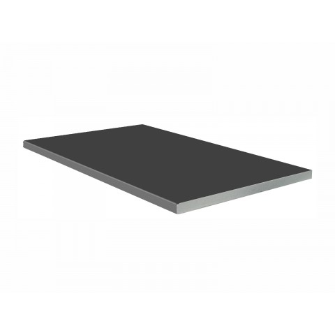 9mm Flat Soffit / General Purpose Board Gloss Dark Grey RAL7016