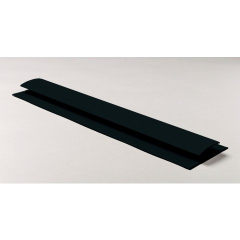 Soffit Board H Joint 5m Gloss Black