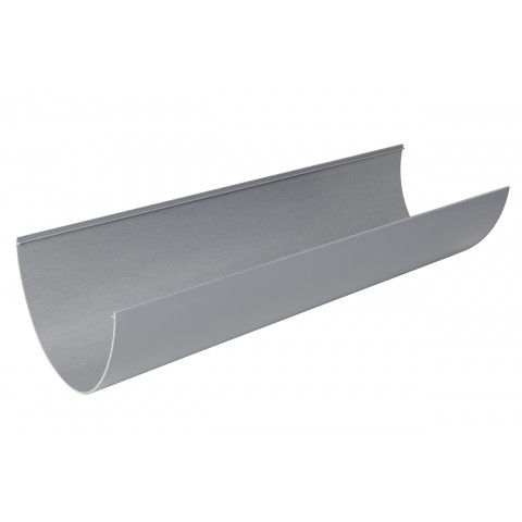 Super Deep 170 Industrial 4m Gutter Grey