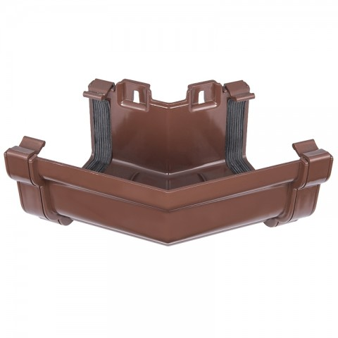 Ogee External Angle 150 Degree Brown