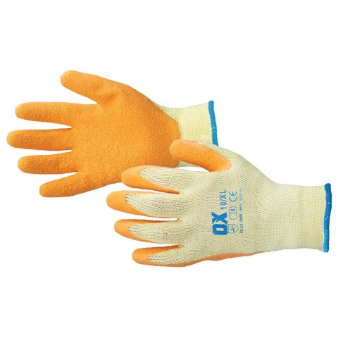 Ox Latex Palm Builders Gloves