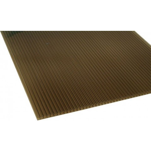 10mm Polycarbonate Bronze