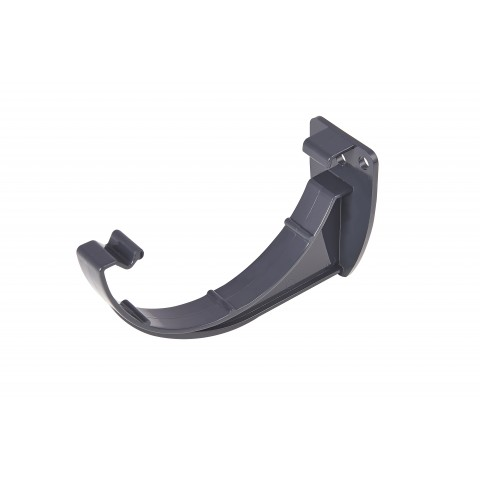 Dark Grey Multi fix Fascia Bracket 112mm Round
