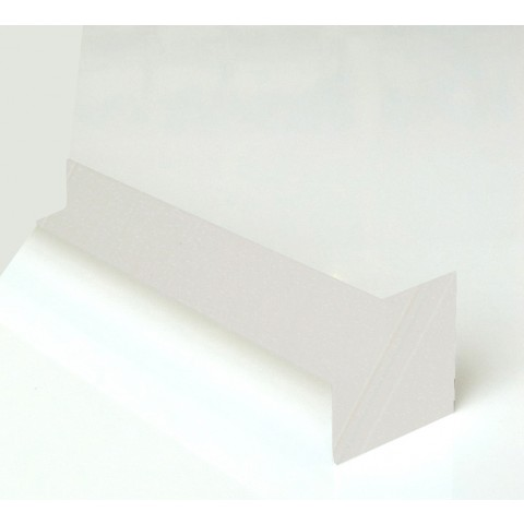 Square Internal Corner 300mm Cream