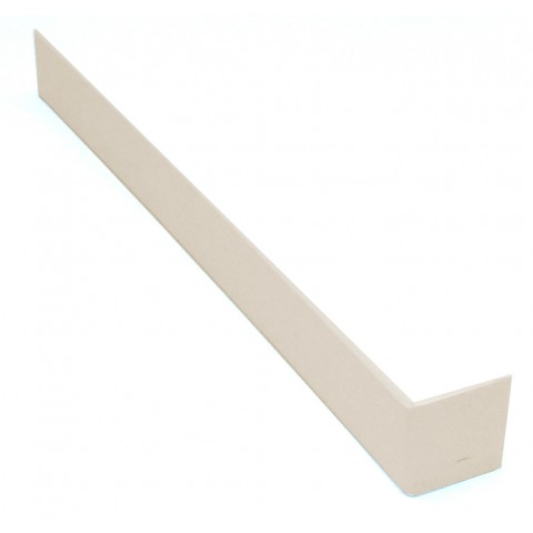300mm Square Fascia Joint Cream