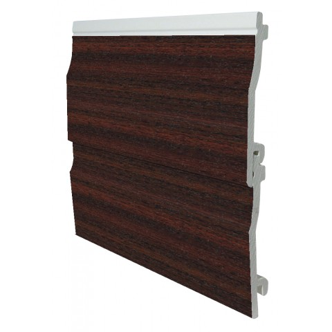 150mm x 5m Shiplap Cladding Mahogany
