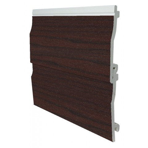 150mm x 5m Shiplap Cladding Rosewood