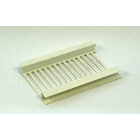 Vent Strip 75mm x 5m White