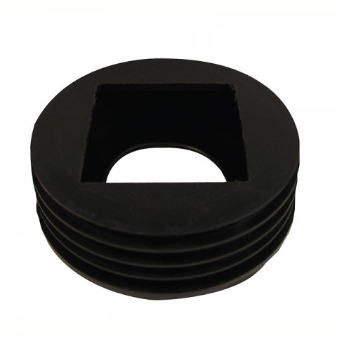 Universal Rainwater to 110mm Underground Adaptor Rubber