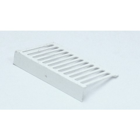 Vented Angle 60 x 15mm x 5m White