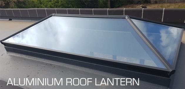 Aluminium Roof Lantern