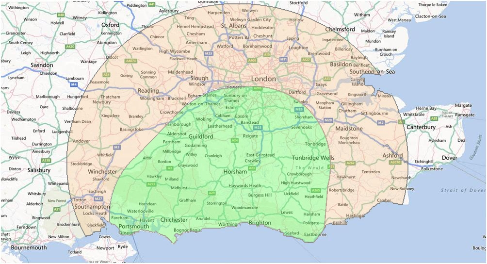 Del Map